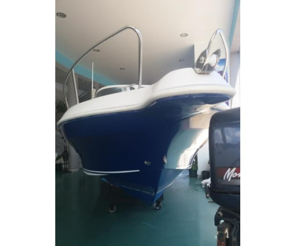 2. BARCO QUICKSILVER 630 COMANDER COM MERCURY 135HP OPTIMAX
