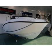 1.2 Barco NOVO QUICKSILVER Activ 555 cabin  comMERCURY 115HP CT ELPT EFI  NOVO  rabeta 150hp EM STOCK
