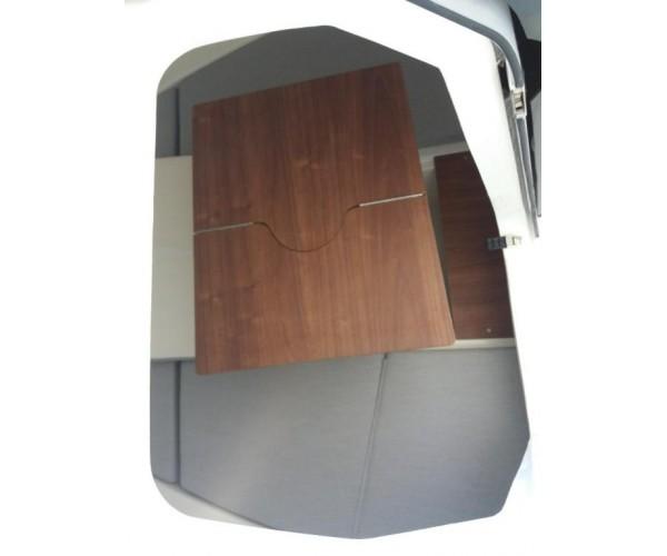 1.1 Barco NOVO QUICKSILVER Activ 555 cabin equipado com o motor MERCURY 115HP  NOVO EFI