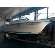 2.1 Barco Ocqueteau 6.20 Abaco 20 com Yamaha 115Hp ou com motor 4tempos