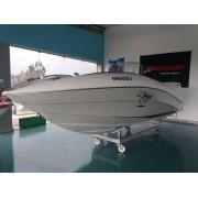 2.2  barco QUICKSILVER COMMANDER 505 com MERCURY 50 HP RESERVADO