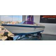 5.3 Barco ARGUS 400 SPORT com o motor JOHNSON 35HP,  ISENTO DE IUC DAS FINANÇAS