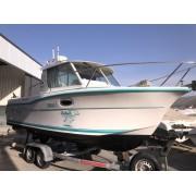 1.3 Barco Ocqueteau 715 com motor Yanmar 170Hp  diesel