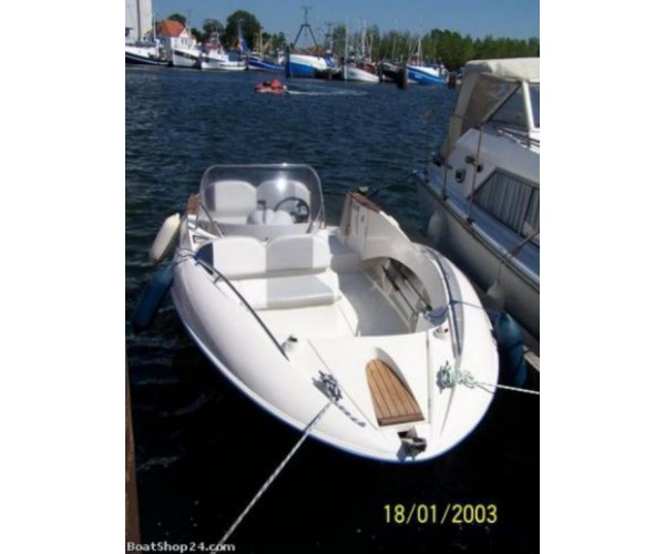 2.2  barco QUICKSILVER COMMANDER 505 com MERCURY 60 HP